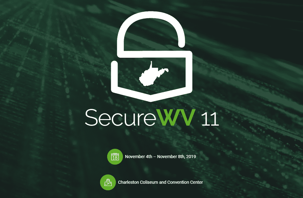 https://securewv.org/wp-content/uploads/2019/02/SecureWV-11-_-Charleston-WV-_-November-6th-8th-2020-981x640.png